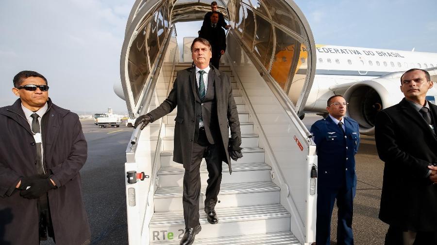 Bolsonaro visitará países do Oriente Médio em busca de investimentos