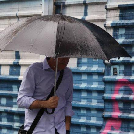 Segunda-feira começa quente em SP, mas deve chover no fim do dia