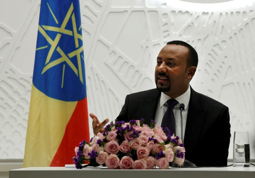 Primeiro ministro da Etiópia recebe Prêmio Nobel da Paz