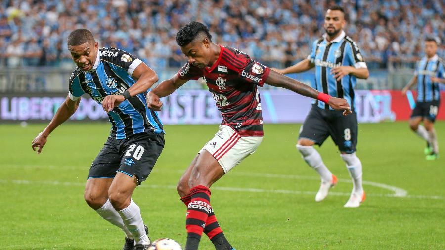 Flamengo goleia Grêmio e está na final da Libertadores