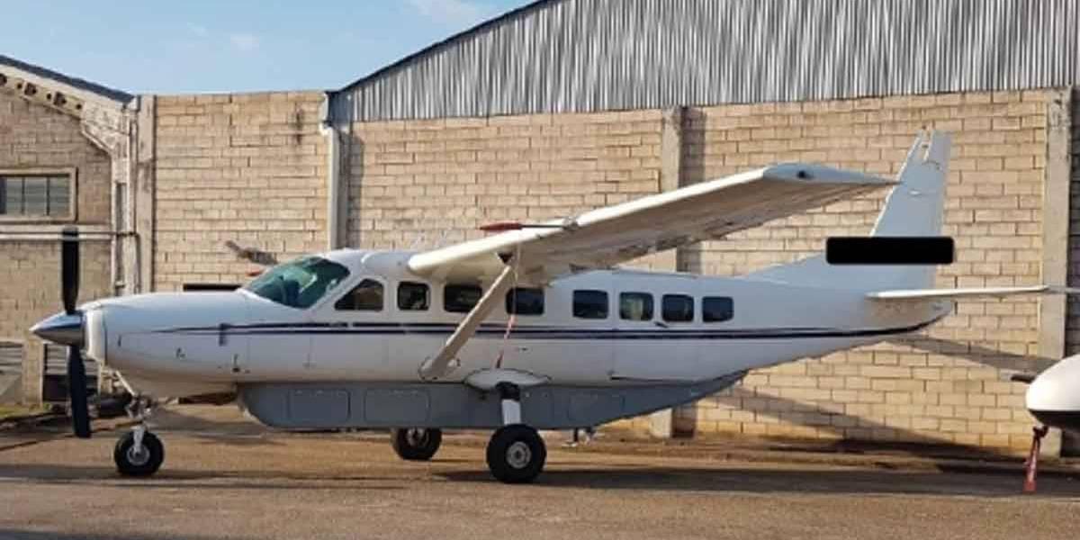 Polícia Civil apreende 8 aeronaves que serviam ao tráfico de drogas no interior de SP