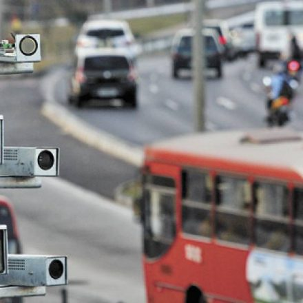 SP terá mais 7 radares fiscalizando limite de velocidade