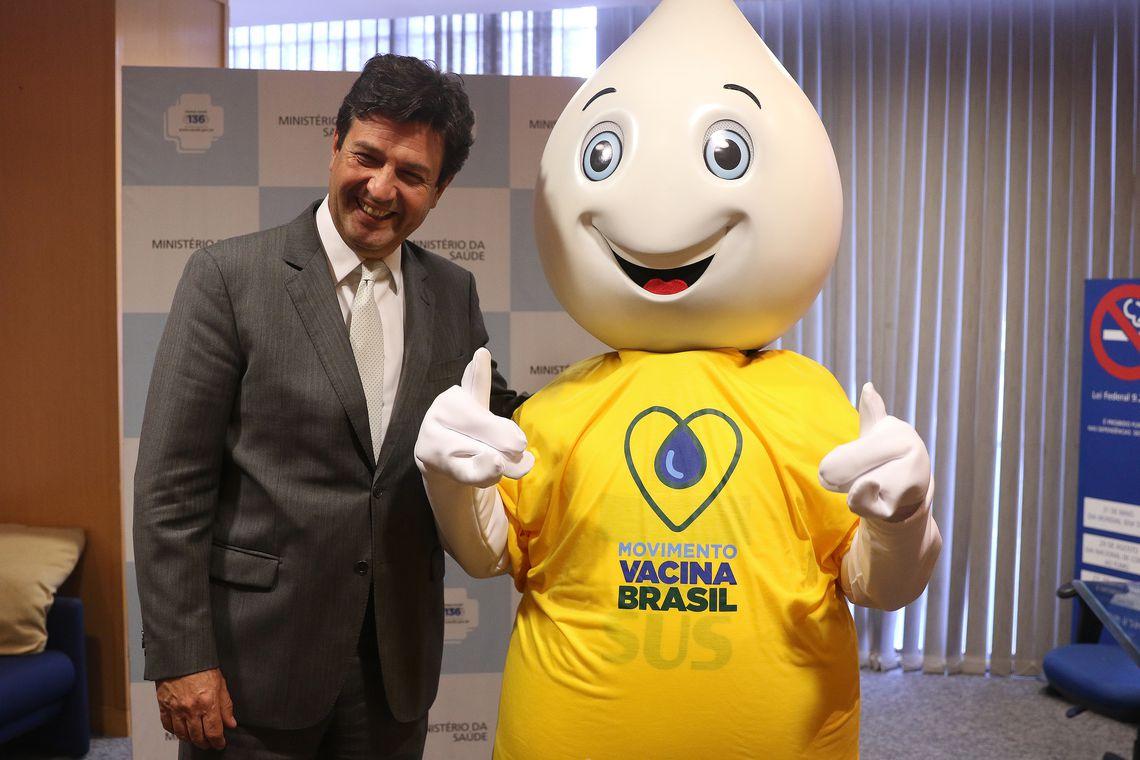 Nova Campanha Nacional de Vacinação contra o Sarampo começará na segunda-feira
