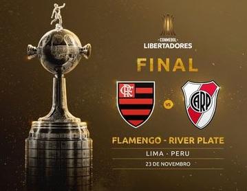CONMEBOL muda final da Libertadores para o Peru