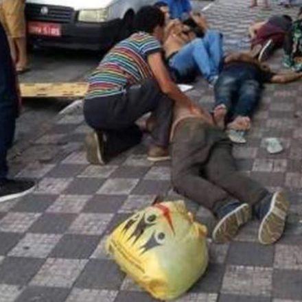 Perícia diz que líquido que provocou mortes em Barueri tinha álcool e cocaína