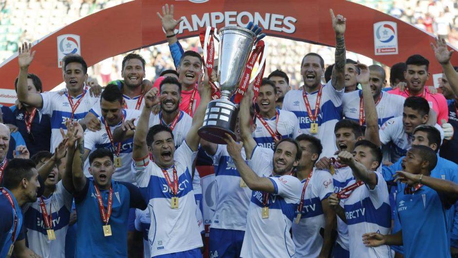 Crise no Chile encerra campeonato com seis rodadas de antecedência