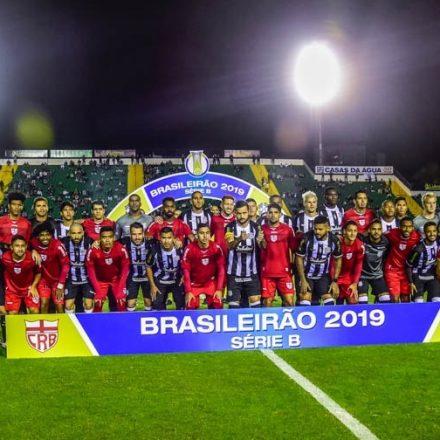 CRB recebe o Figueirense, hoje, precisando vencer para seguir sonhando com acesso