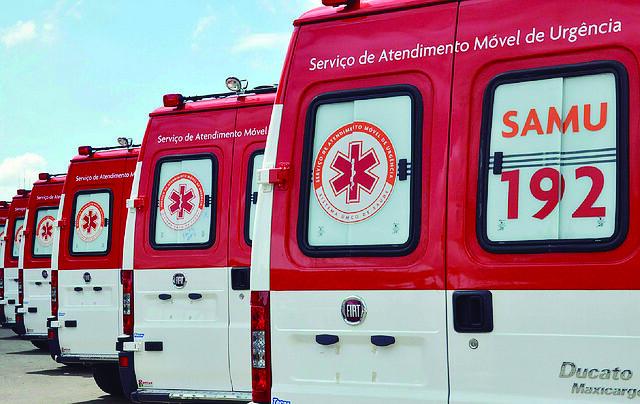 Samu terá de levar pacientes a hospitais privados em Santo André