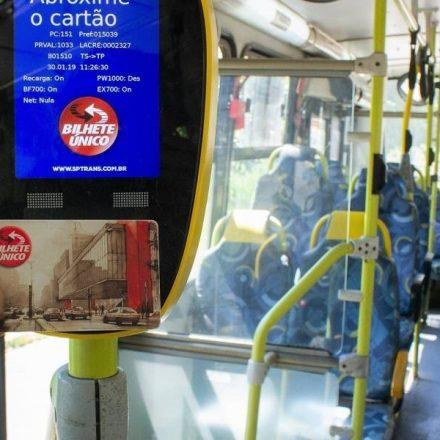 Passagem de ônibus em SP deve subir para R$ 4,40 em 2020