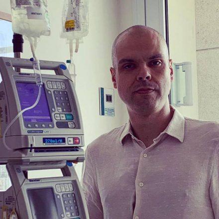 Bruno Covas recebe alta após quinta sessão de quimioterapia