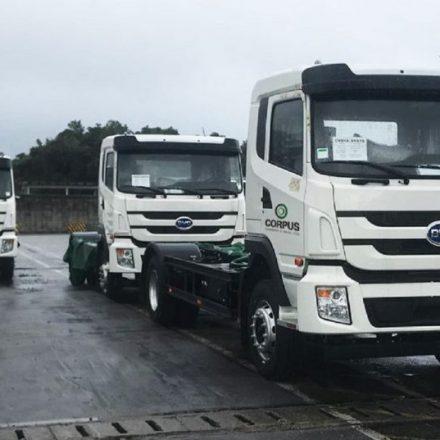 Montadora chinesa BYD cogita adquirir fábrica da Ford em São Bernardo