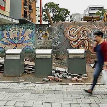 Ribeirão Pires gasta R$ 380 mil em lixeiras subterrâneas que não podem ser utilizadas
