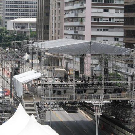 Dois milhões de pessoas devem curtir o Réveillon na Avenida Paulista