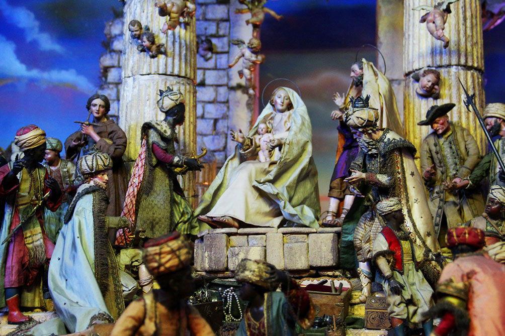 Museu de Arte Sacra de São Paulo expõe presépios até 5 de janeiro