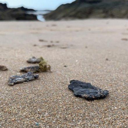 Marinha termina limpeza de óleo no Ceará