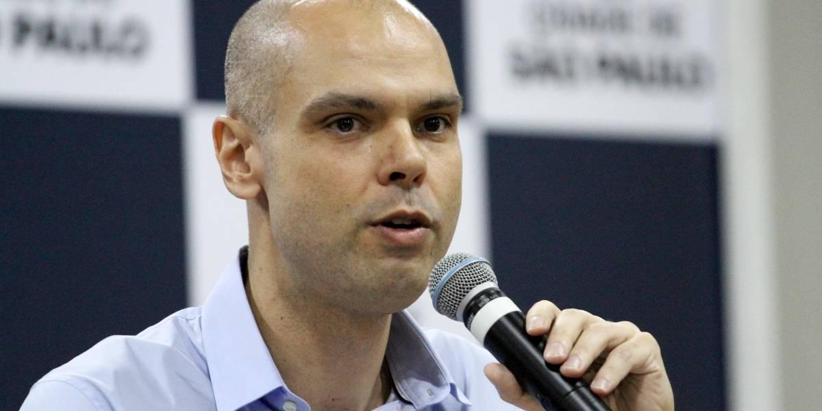 Bruno Covas passará por 6ª sessão de quimioterapia contra câncer a partir da noite de hoje