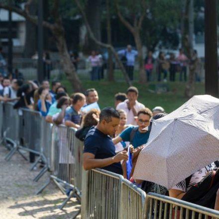 Centrais públicas têm 6.567 vagas nesta semana