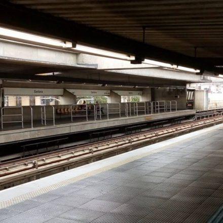 Metrô quer reformar quatro estações da linha 1-Azul