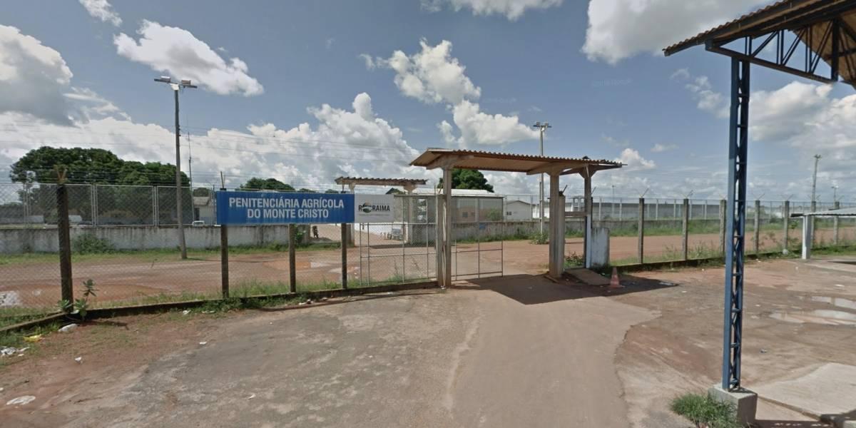 Penitenciária superlotada de Roraima tem detentos com doença de pele