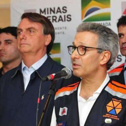 Bolsonaro libera R$ 892 mi para áreas castigadas por chuvas