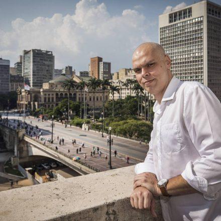 Prefeito Bruno Covas encerra ciclo de quimioterapia