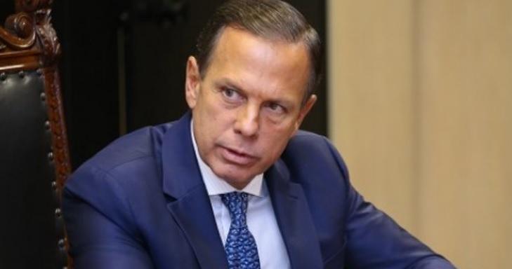 Doria acusa Eduardo Bolsonaro de publicar 'fake news'