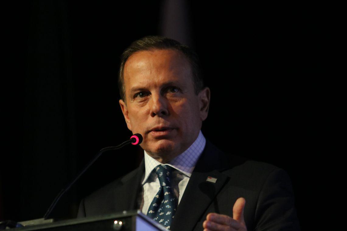Doria: estados não têm espaço fiscal para reduzir ICMS de combustíveis