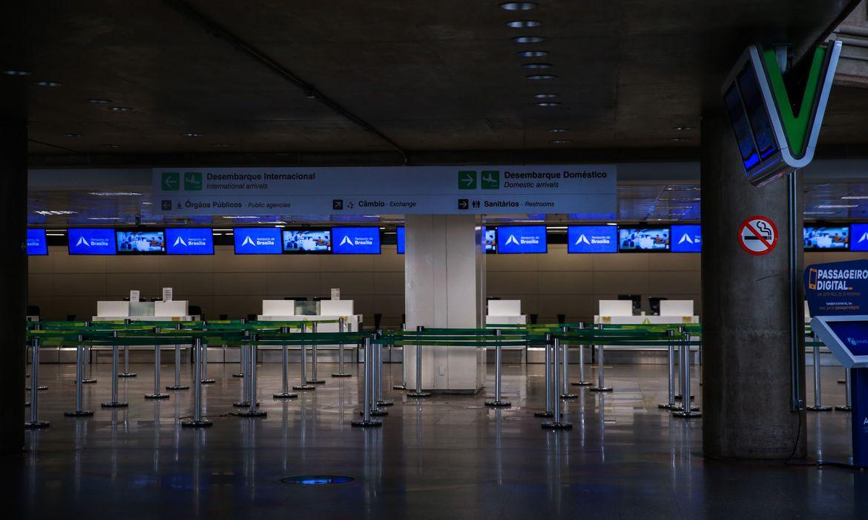 Governo proíbe, temporariamente, entrada de estrangeiros no Brasil
