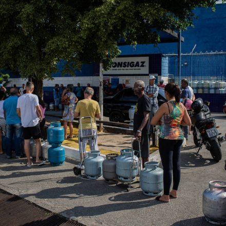Falta gás em São Paulo e preço do botijão já está mais caro