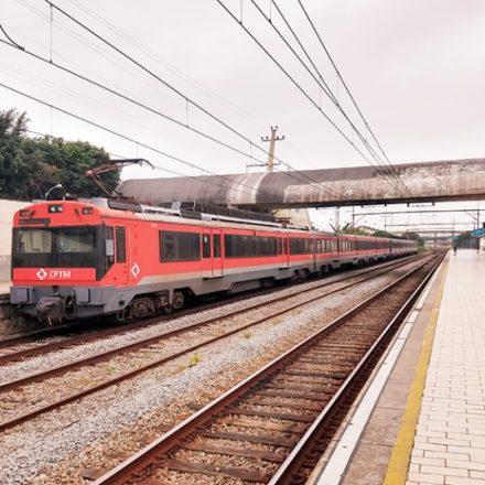 Circulação na Linha 10-Turquesa será alterada na quinta, devido a serviços da MRS