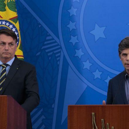 Bolsonaro anuncia Nelson Teich como ministro da Saúde