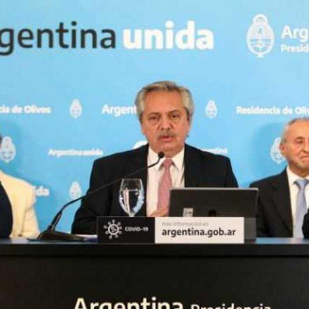 Argentina prorroga quarentena até 7 de junho