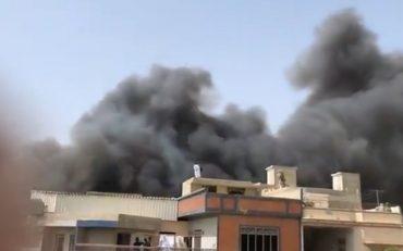 Avião com 107 pessoas caiu, hoje, no Paquistão