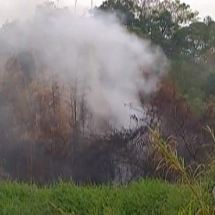Órgãos ambientais vão investigar fumaça misteriosa no Jd. Leblon