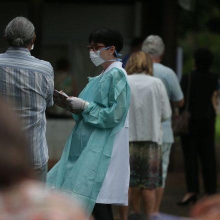 Segunda fase de imunização contra gripe atingiu 36% do público alvo