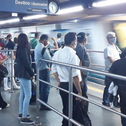 SP estuda horário exclusivo no transporte público para trabalhador de ramos essenciais