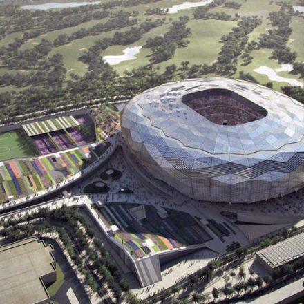 Catar inaugura terceiro estádio da Copa de 2022