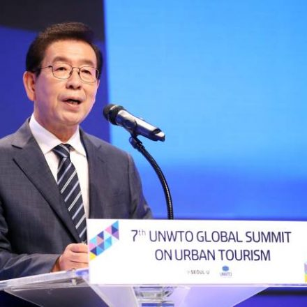 Prefeito de Seul, Park Won-Soon, é encontrado morto