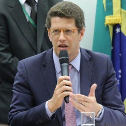 Ministério Público pede afastamento do Ministro Ricardo Salles