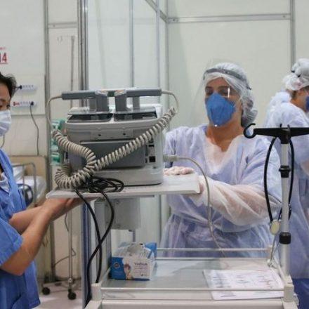 Hospital de campanha do Ibirapuera dará preferência a pacientes do interior