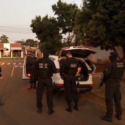 PF cumpre mais de 600 mandados contra facção criminosa em 19 estados e DF