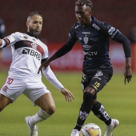 Del Valle impõe maior derrota do Flamengo na história da Libertadores