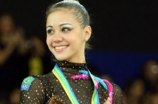 Ana Paula Scheffer, ginasta medalhista no Pan 2007, morre aos 31 anos