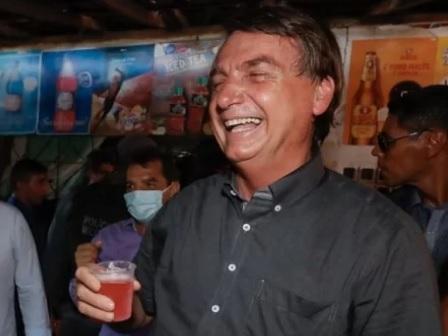 Presidente Bolsonaro pede desculpas aos maranhenses