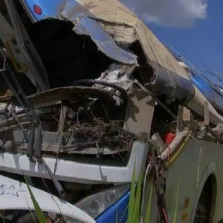 IML conclui identificação de vítimas de acidente