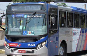 EMTU reforça frota de ônibus em Barueri, Carapicuíba e Santana de Parnaíba