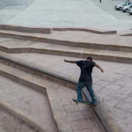 Prefeitura de SP abre pista de skate no Anhangabaú