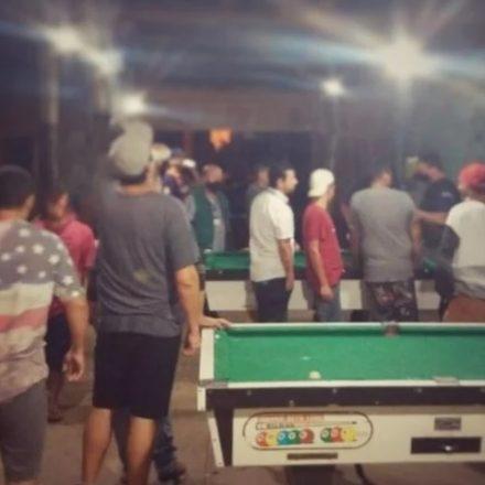 Autoridades gaúchas interromperam campeonato amador de sinuca