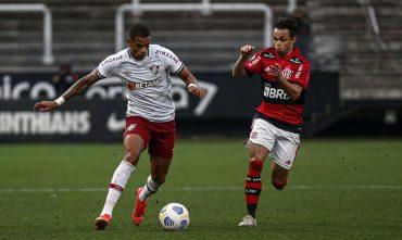Fluminense e Flamengo disputam clássico hoje no Maracanã