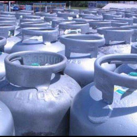 Gás de cozinha sobe 4,4% nas refinarias hoje